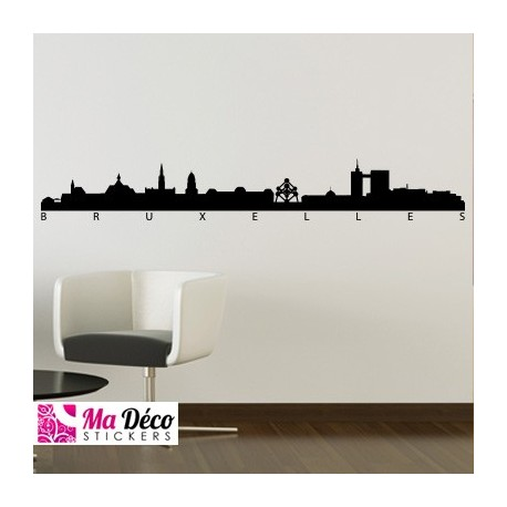 Bruxelles cheap stickers world discount wall stickers - Stickers cuisine belgique ...