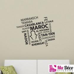 Ville du Maroc