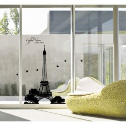 Eiffel Tower Paris wall decal