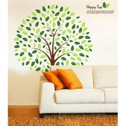 Wall decal Happy Tree