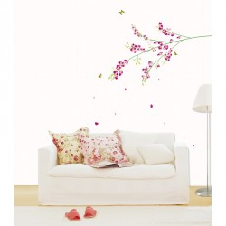 Orchids Flowers decal