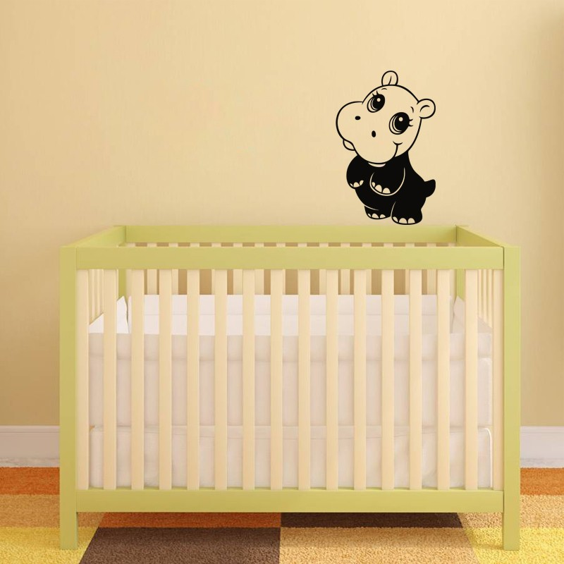 Hippo Wall Stickers Gallery - home design wall stickers
