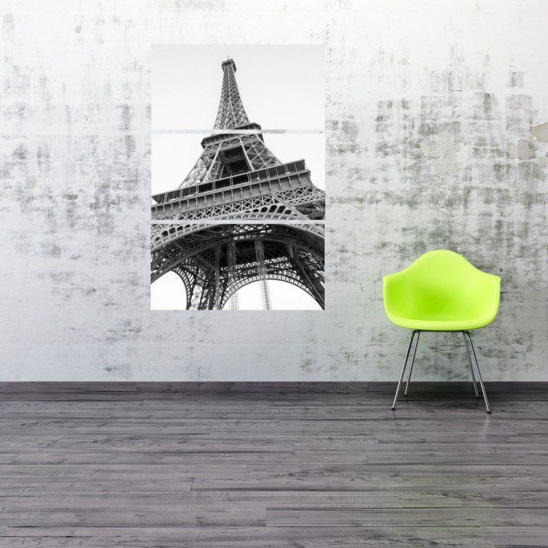 eiffel tower wall decal cheap stickers world discount eiffel tower