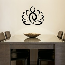 Wall decal ZEN Lotus