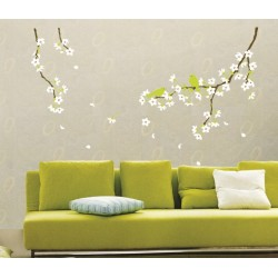 Pear blossom Stickers