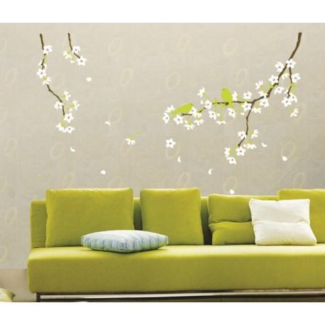 stickers oiseaux leroy merlin brest 11. Black Bedroom Furniture Sets. Home Design Ideas