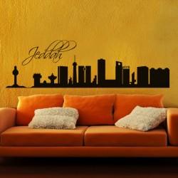 Sticker Ville de Jeddah