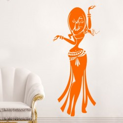 Sticker Danseuse Orientale 3