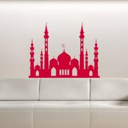 Sticker Palais Orientale