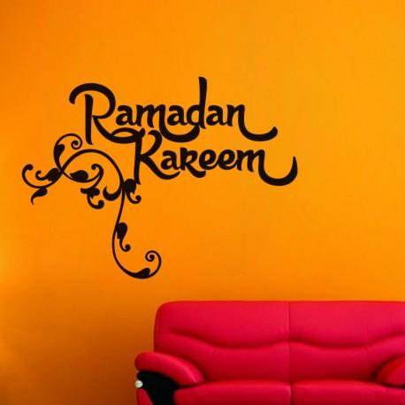 Sticker Ramafan Rakeem - madeco-stickers, boutique en ligne de stickers muraux pas cher !