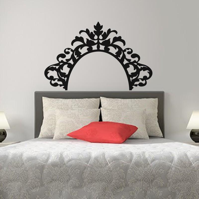 sticker arabesque pas cher stickers design discount stickers muraux madeco stickers. Black Bedroom Furniture Sets. Home Design Ideas