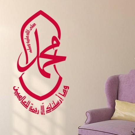Sticker Design arabesque