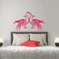 stickers oriental tete de lit madeco stickers. Black Bedroom Furniture Sets. Home Design Ideas