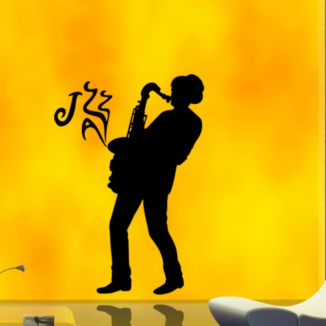 Sticker Jazzman