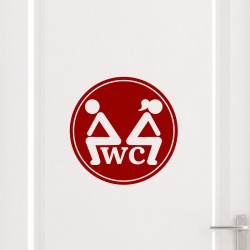 Sticker Design WC standard