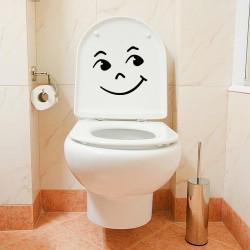 Sticker Drôle de sourire