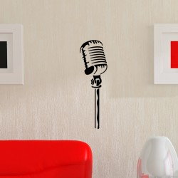 Sticker Microphone