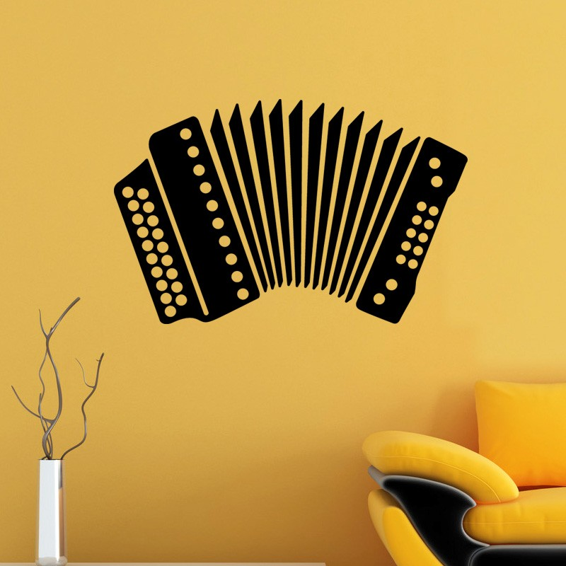 sticker accord on pas cher stickers musique discount stickers muraux madeco stickers. Black Bedroom Furniture Sets. Home Design Ideas