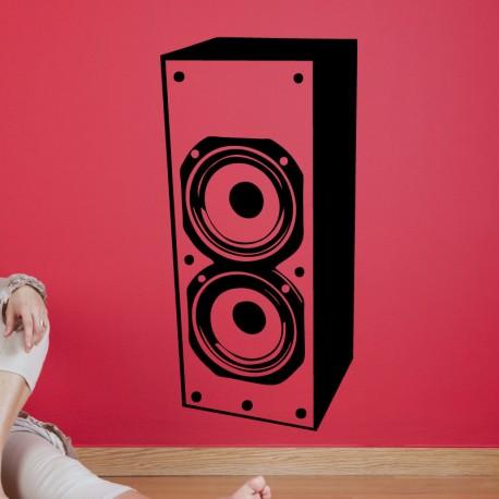 Sticker haut-parleur