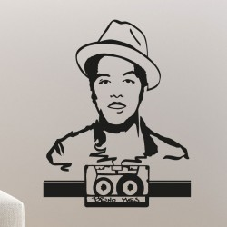 Sticker Bruno Mars