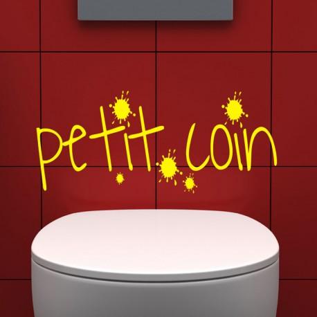 Sticker Petit coin