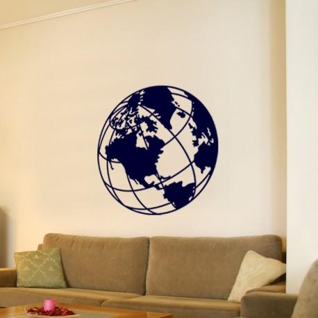 Sticker monde
