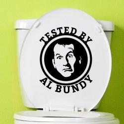 Sticker Bundy testé