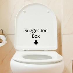 Sticker Boîte à idées