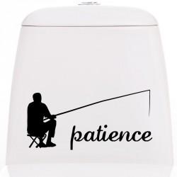 Sticker patience