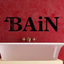 Sticker Salle De Bain Pas Cher Stickers Salle Bains 2