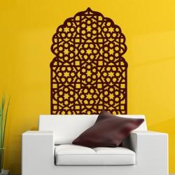 Sticker Fenêtre islamique 2