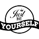 Sticker Just be yourself