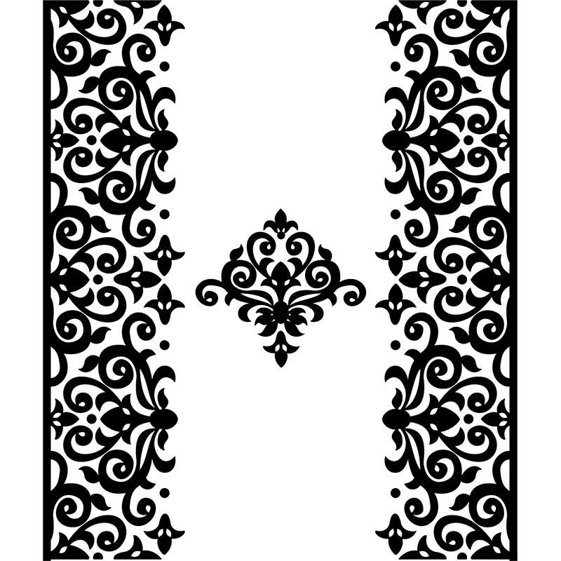sticker design style islamique pas cher stickers d co orientale discount stickers muraux. Black Bedroom Furniture Sets. Home Design Ideas