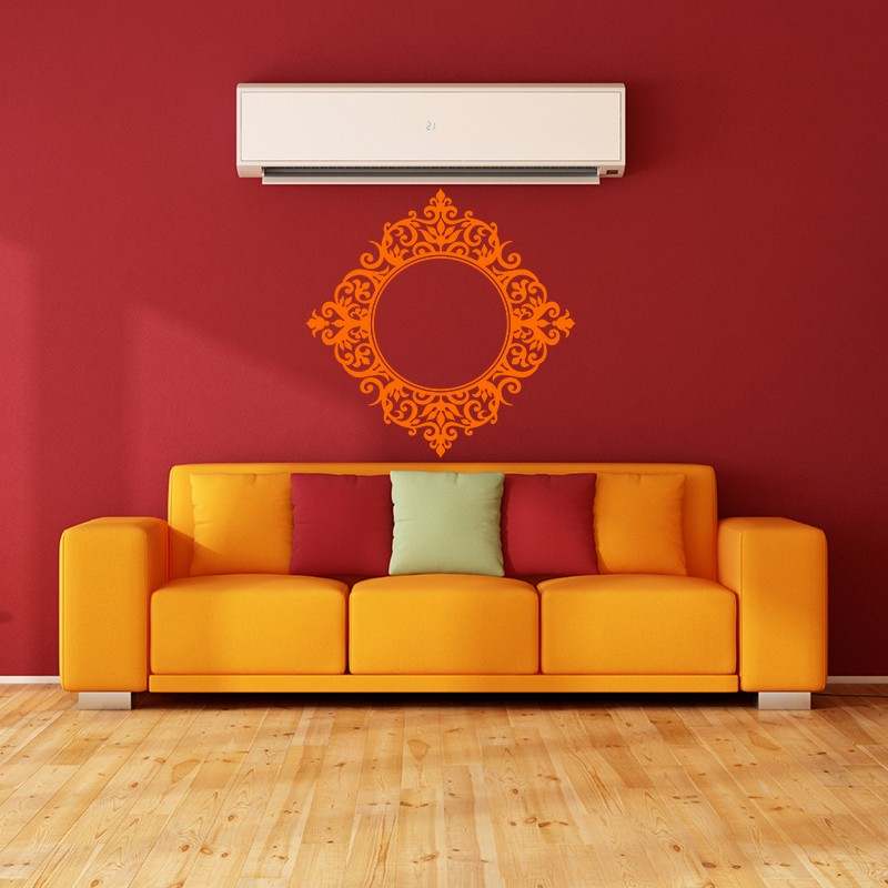 sticker design style oriental pas cher stickers d co. Black Bedroom Furniture Sets. Home Design Ideas