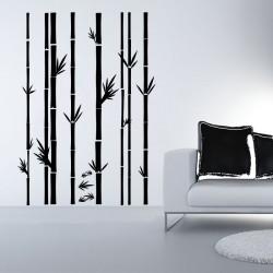 Sticker forêt de bambous 2
