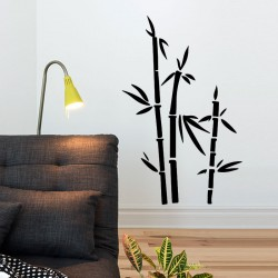 sticker bambous 3