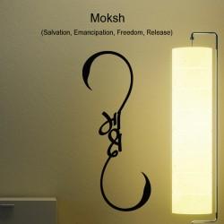 Sticker moksh