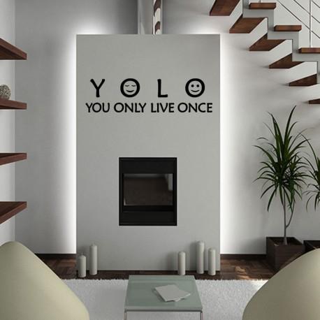 Sticker YOLO