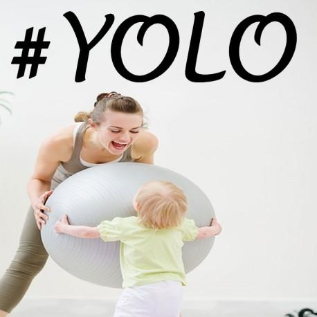 Sticker YOLO 2