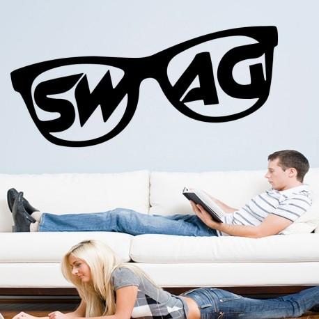 Sticker swag