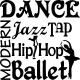 Sticker dance