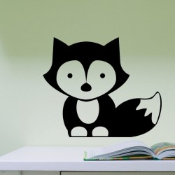 Sticker petit renard