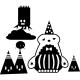 Sticker design enfants
