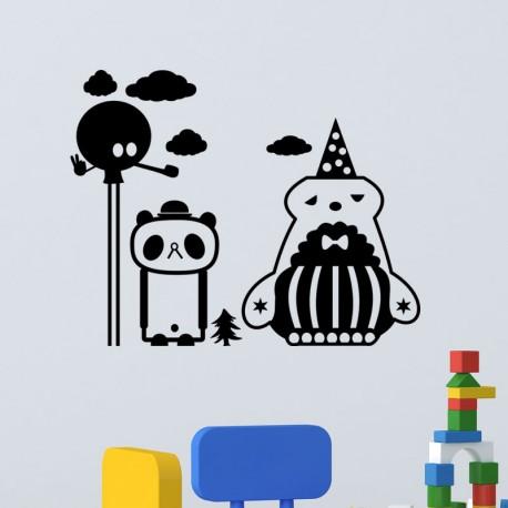 Sticker design enfants 2