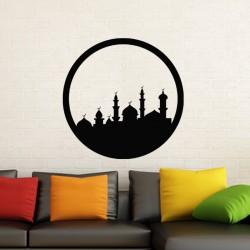 Sticker bulle mosquée