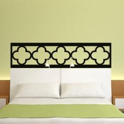 Sticker tête de lit oriental