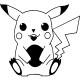 Sticker pikachu