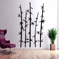 Sticker design bambous 3