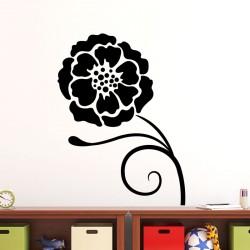 Sticker jolie petite fleur