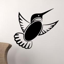 Sticker mignon petit oiseau